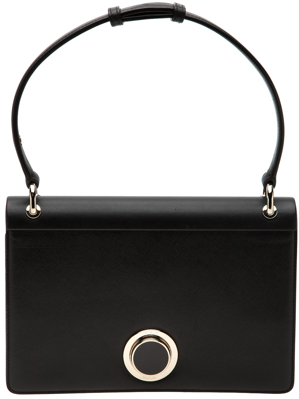 d0564c53c7f Giambattista Valli Shoulder Bag in Black - Lyst