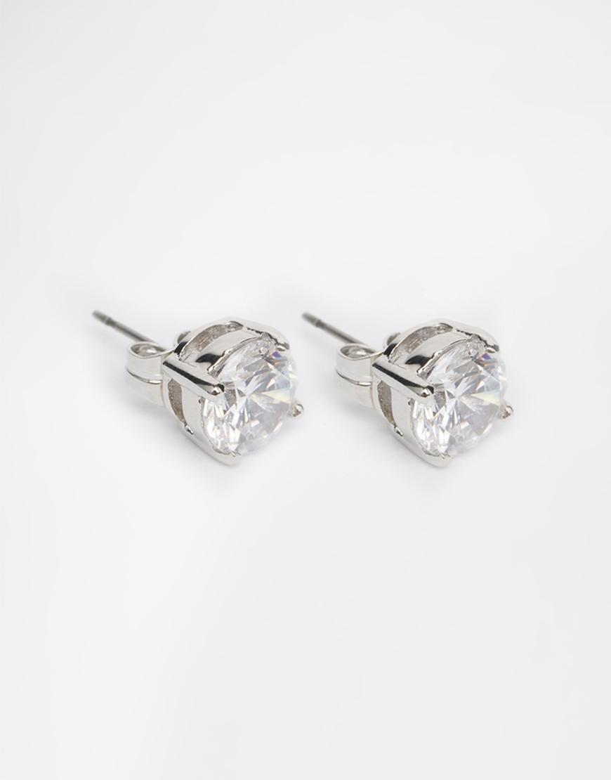 Simons Swarovski crystal necklace and earring set 1H8hJ13tAe