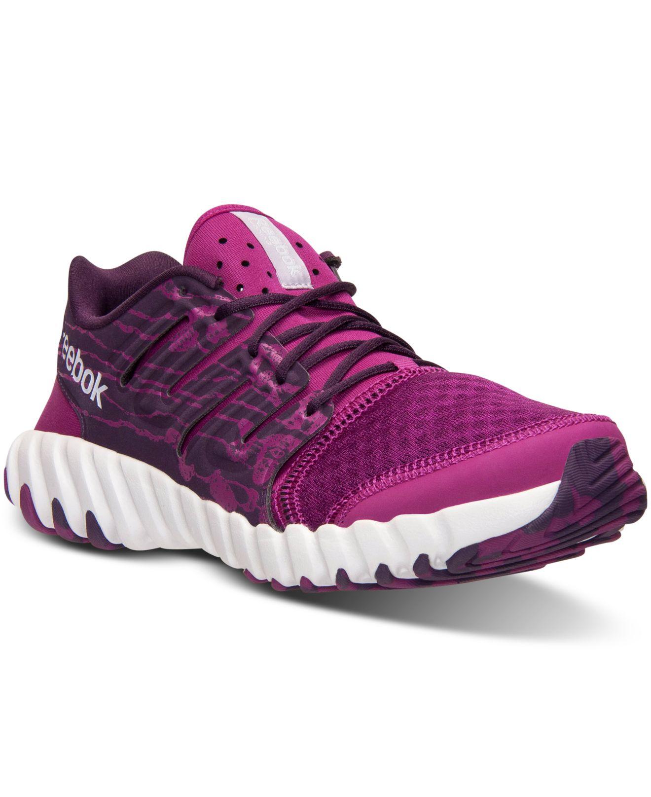 Lyst - Reebok Women s Twistform Running Sneakers From Finish Line in ... 6a5f6c50c