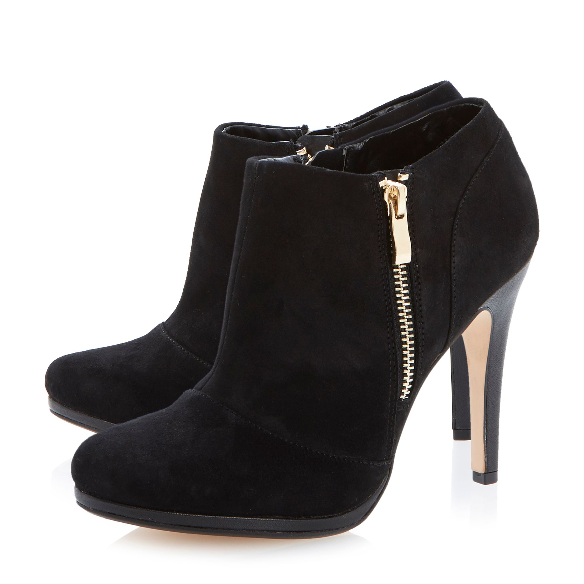 Black Shoe Boots - Shoes For Yourstyles