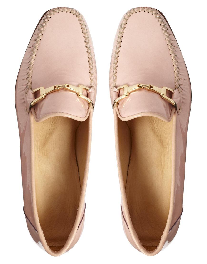 Carvela Kurt Geiger Mariner Pink Loafer