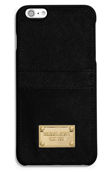 Saffiano Leather Iphone 6 Plus Case