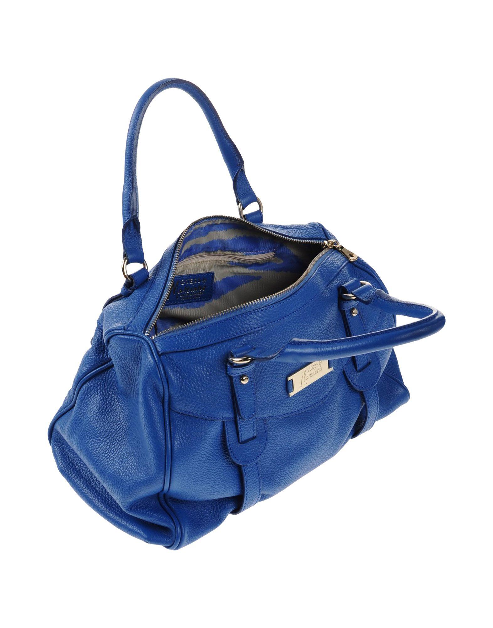 5943bacb6213 Guess Blue Handbag - Foto Handbag All Collections Salonagafiya.Com
