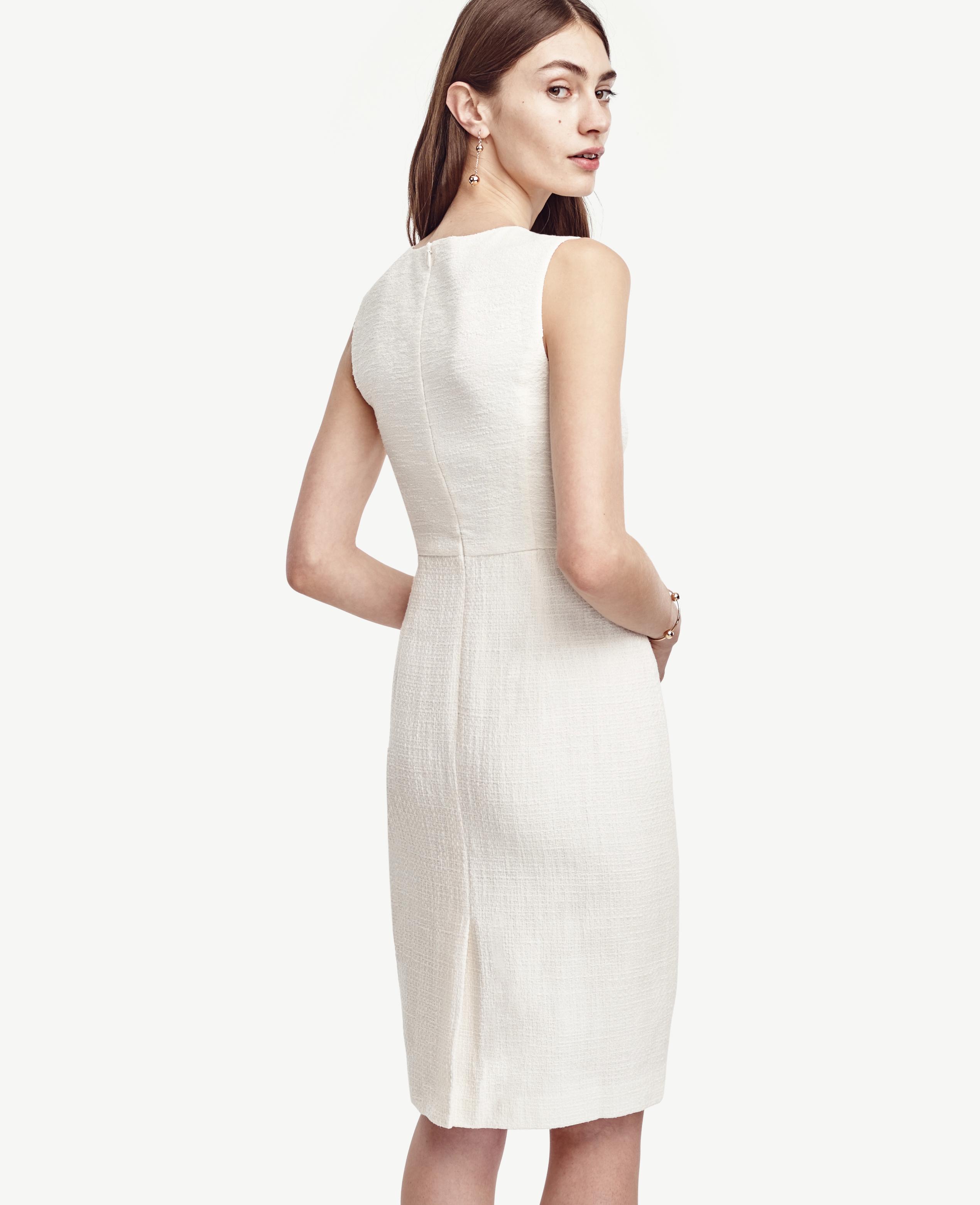 Ann Taylor Sheath Dress