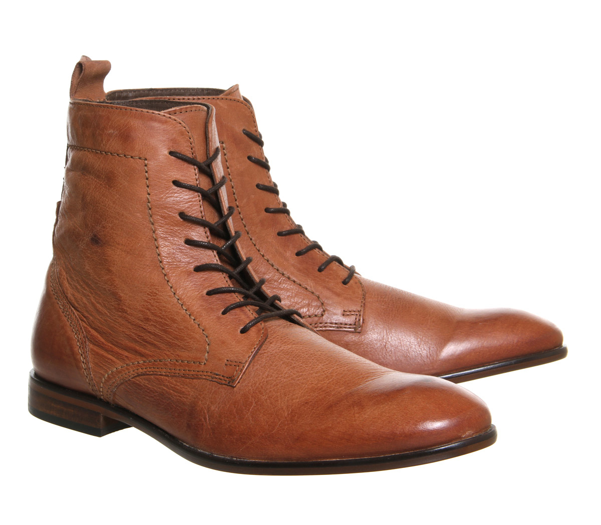 h by hudson martin boot in brown for men tan lyst. Black Bedroom Furniture Sets. Home Design Ideas