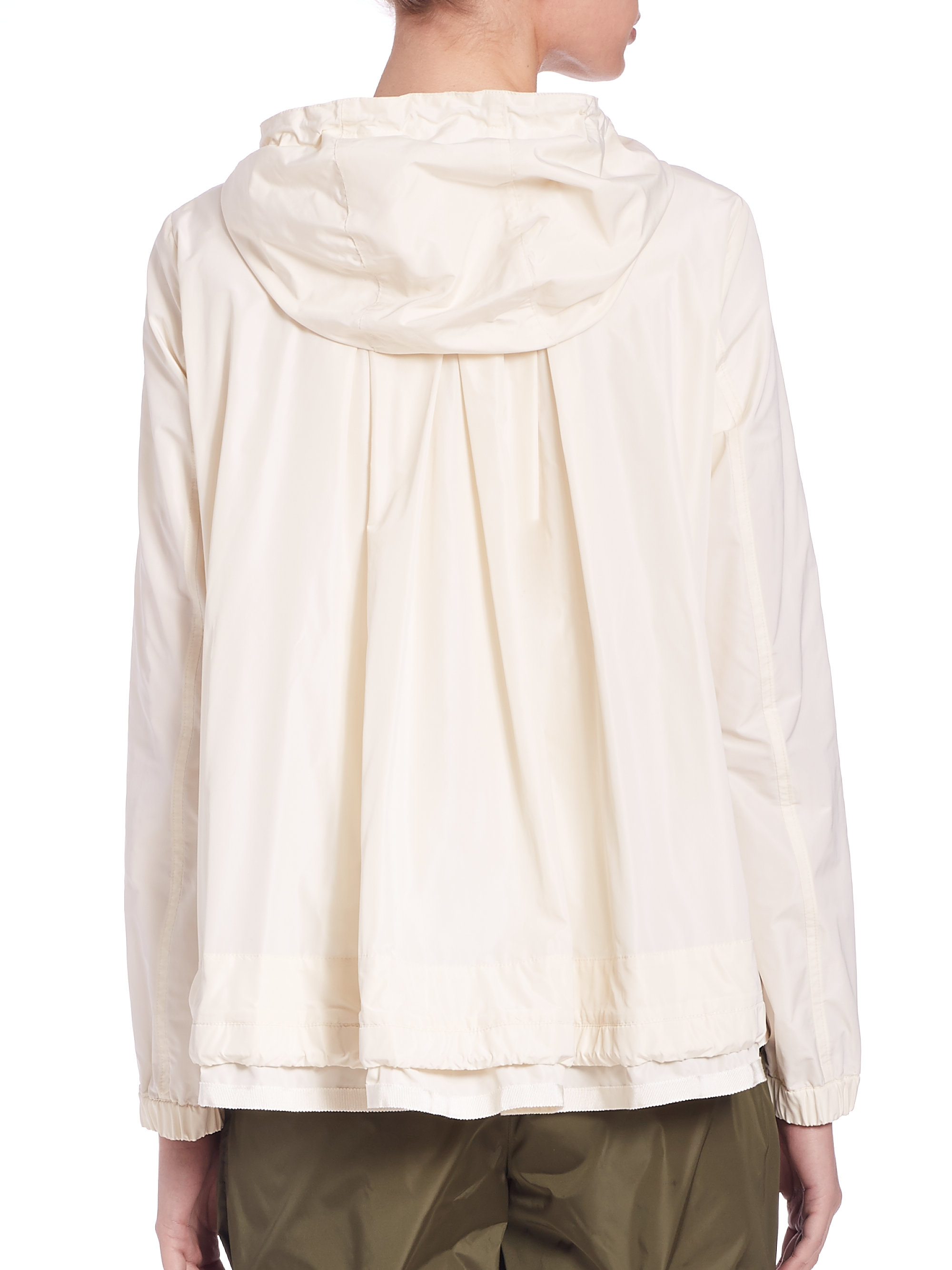 c5d6892b5 Moncler Natural Rombou Hooded Jacket