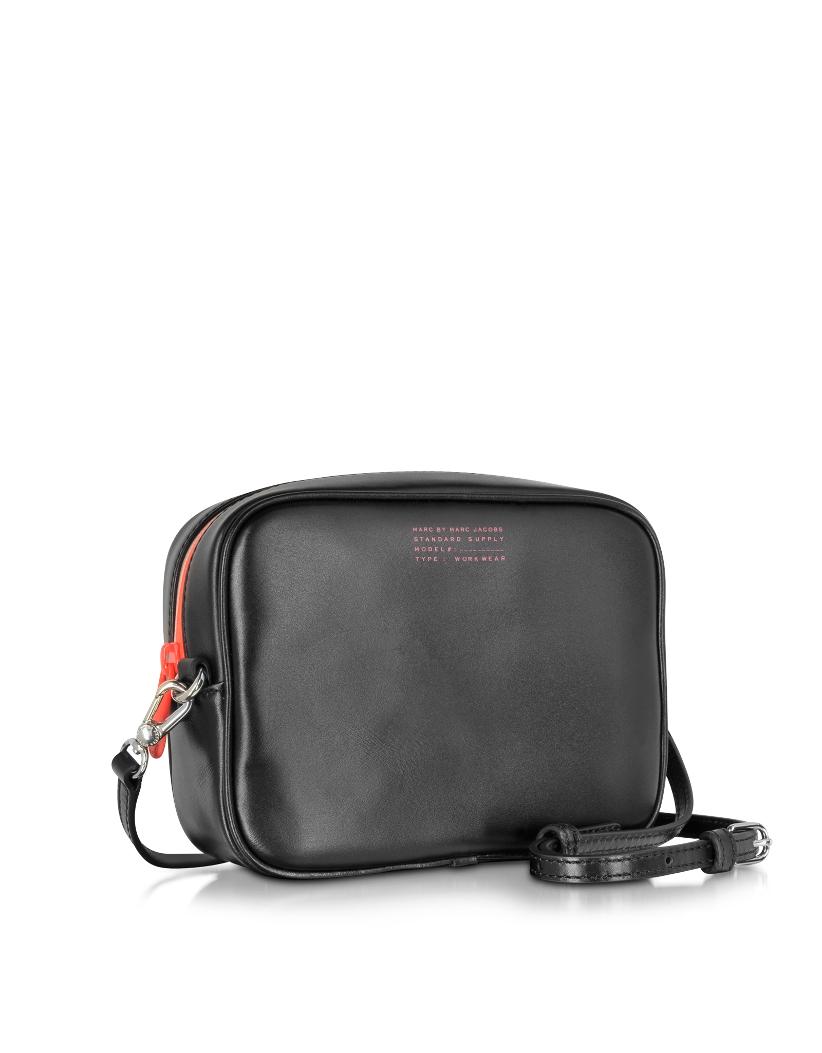 0ca8dd51f323d Lyst - Marc By Marc Jacobs Sophisticato Duo Black Leather Camera Bag ...