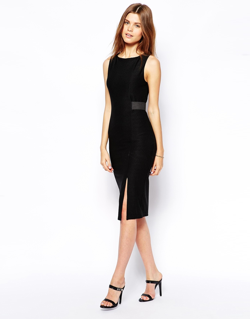 Pencil Dresses with Belts