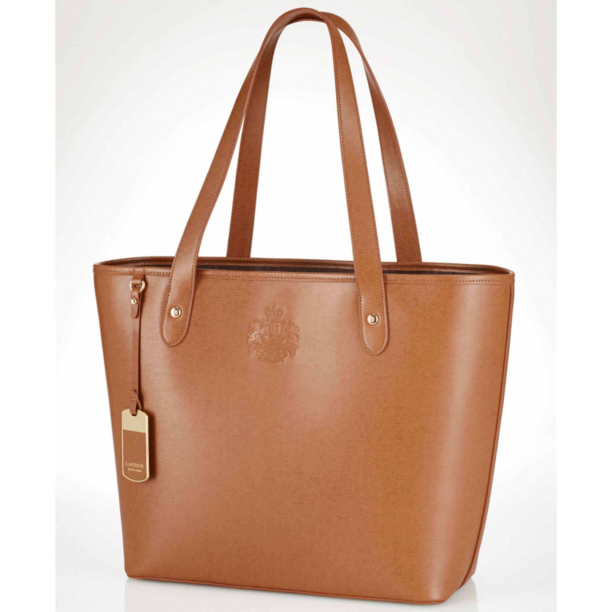 7cb3c78783 Lyst - Lauren by Ralph Lauren Lauren Ralph Lauren Handbag Newbury ...