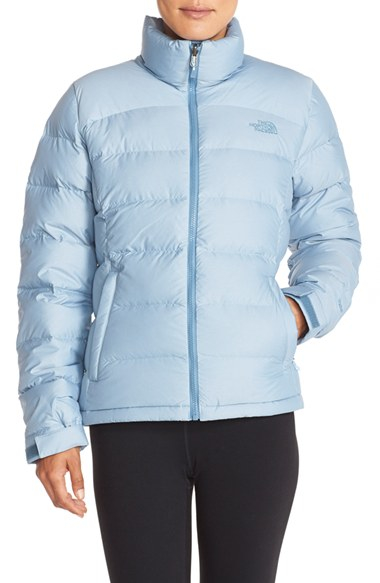 030303960349 ... shopping lyst the north face nuptse 2 packable down jacket blue in blue  c4b4d 66116