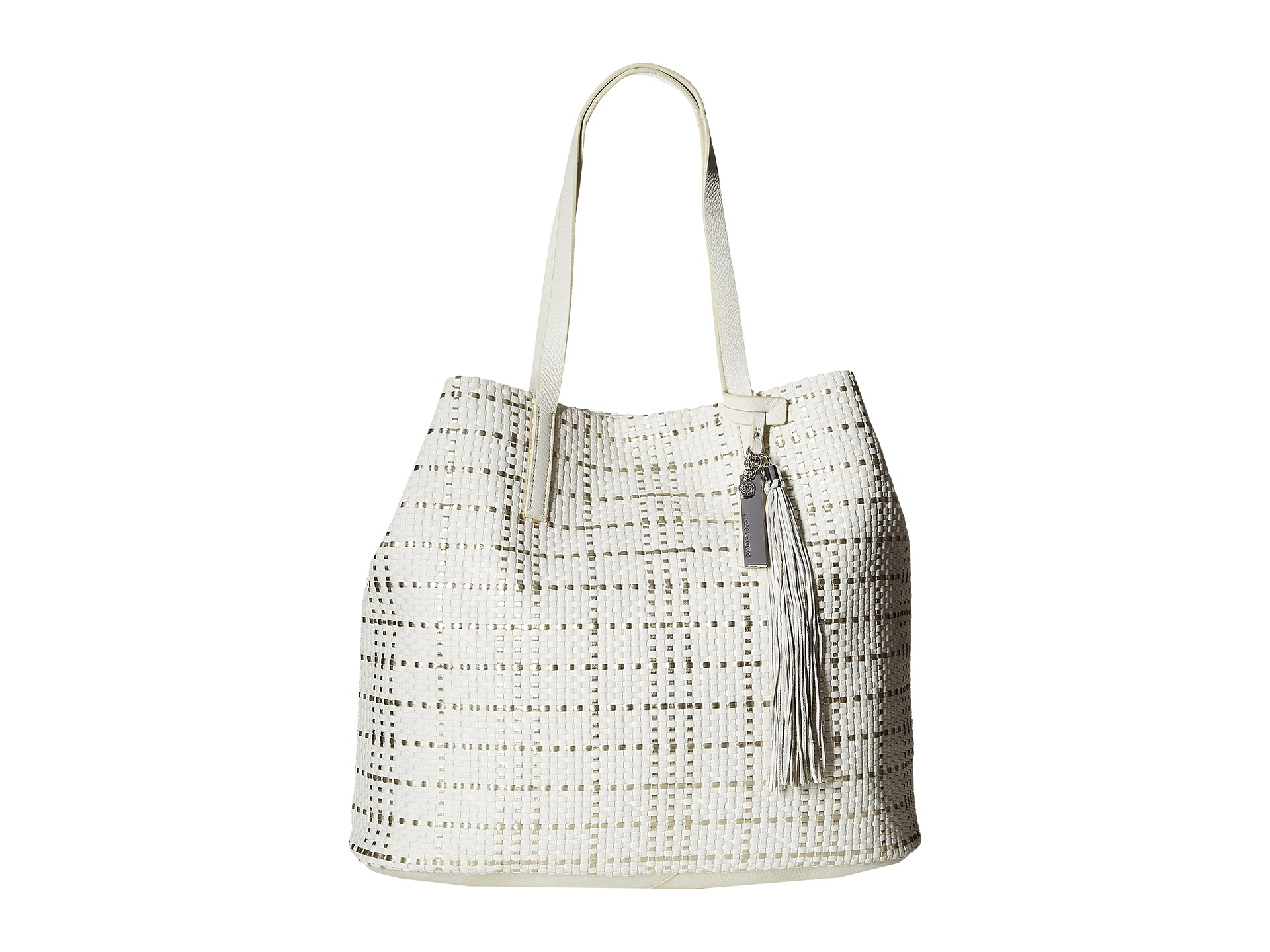 0891a57db9b1 Lyst - Vince Camuto Oren Tote in White