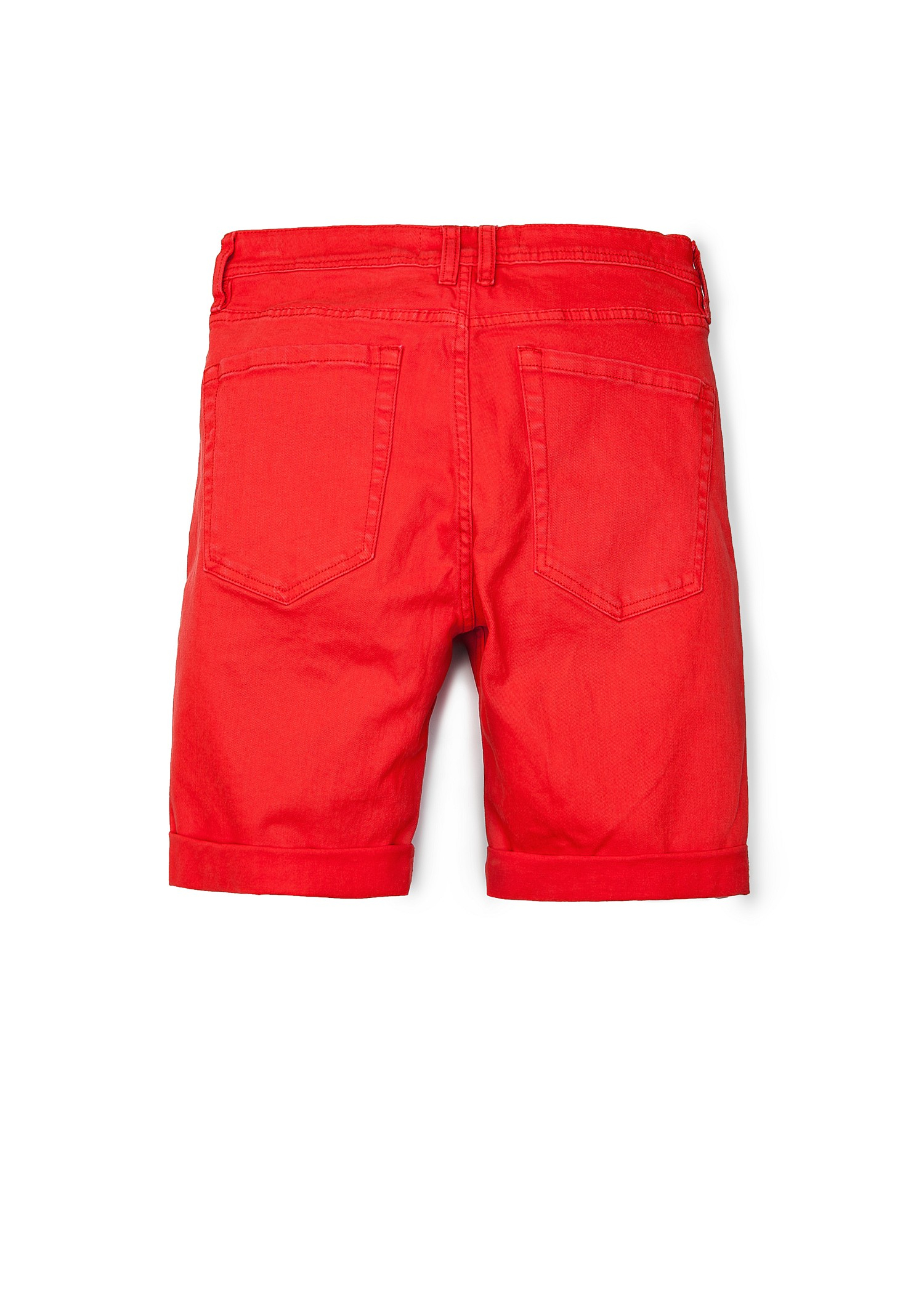 Grab a pair of denim shorts for women in a variety of rises from low to super high. Our denim shorts are also available in different washes from light to dark. Once you've got all the pairs of comfortable denim shorts you want, swing by and check out our collection of soft shorts for women.