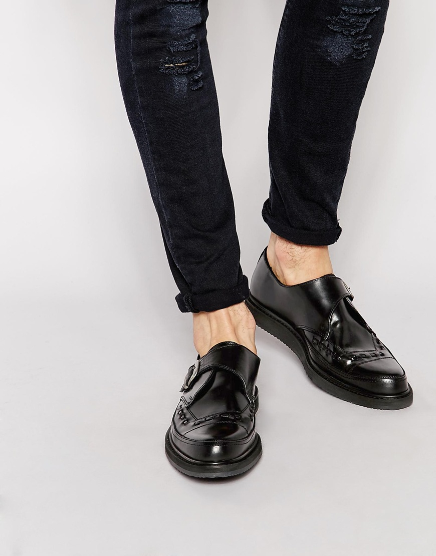 mens creeper shoes factory outlet f1491