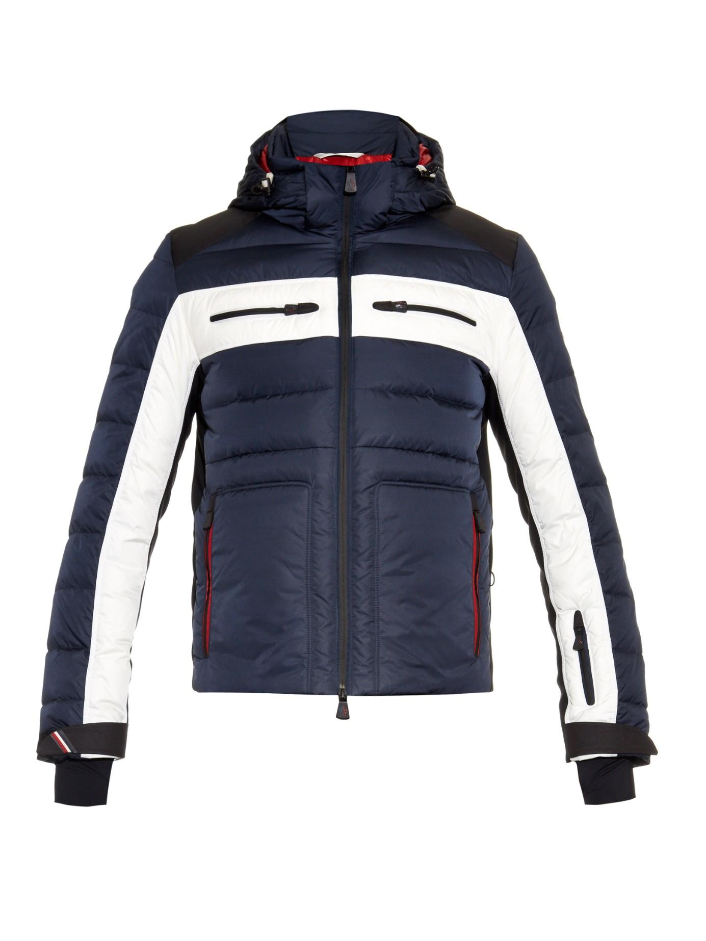 promo code 42681 936be 3 MONCLER GRENOBLE Synthetic Garonne Technical Ski Jacket in ...
