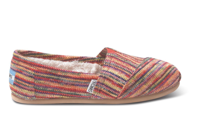 TOMS Multi Knit Women's Classics - Lyst