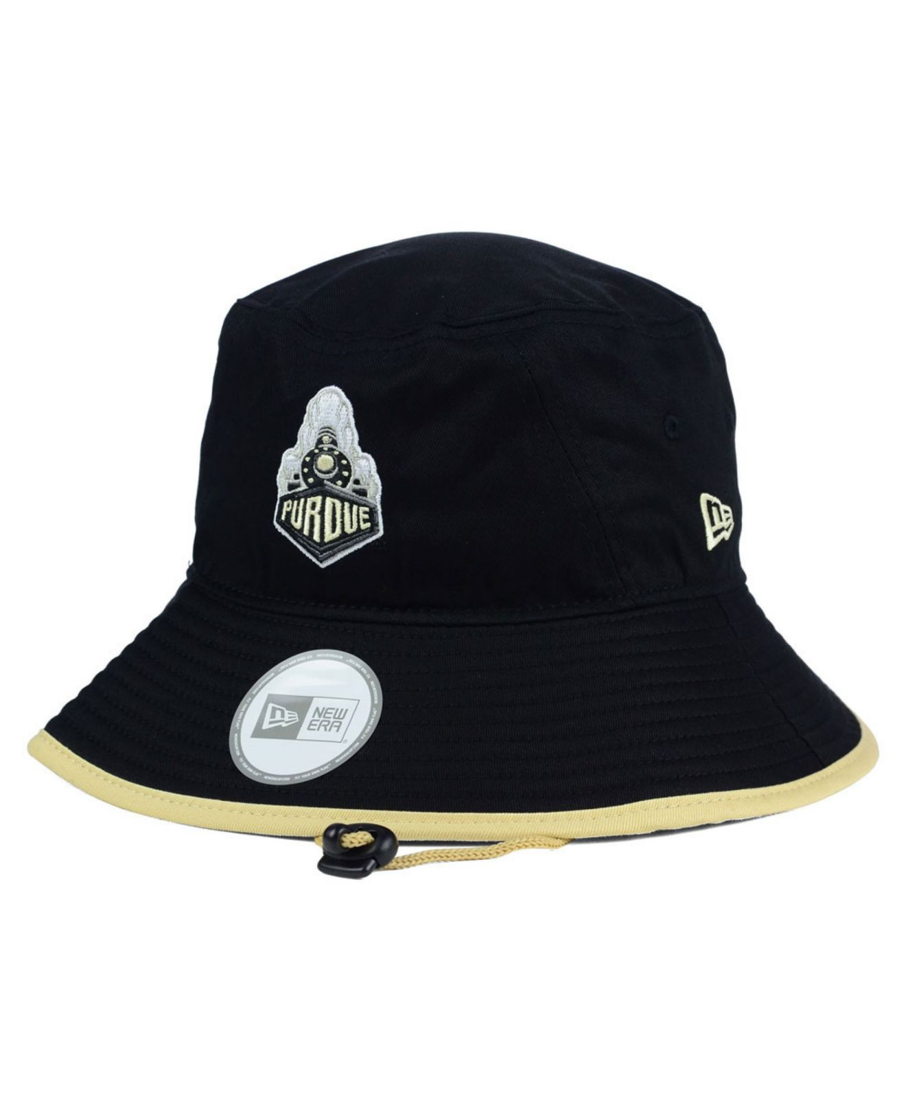 newest collection 38c6d f9a2a ... norway lyst ktz purdue boilermakers tip bucket hat in black for men  aa5aa 4c7fe