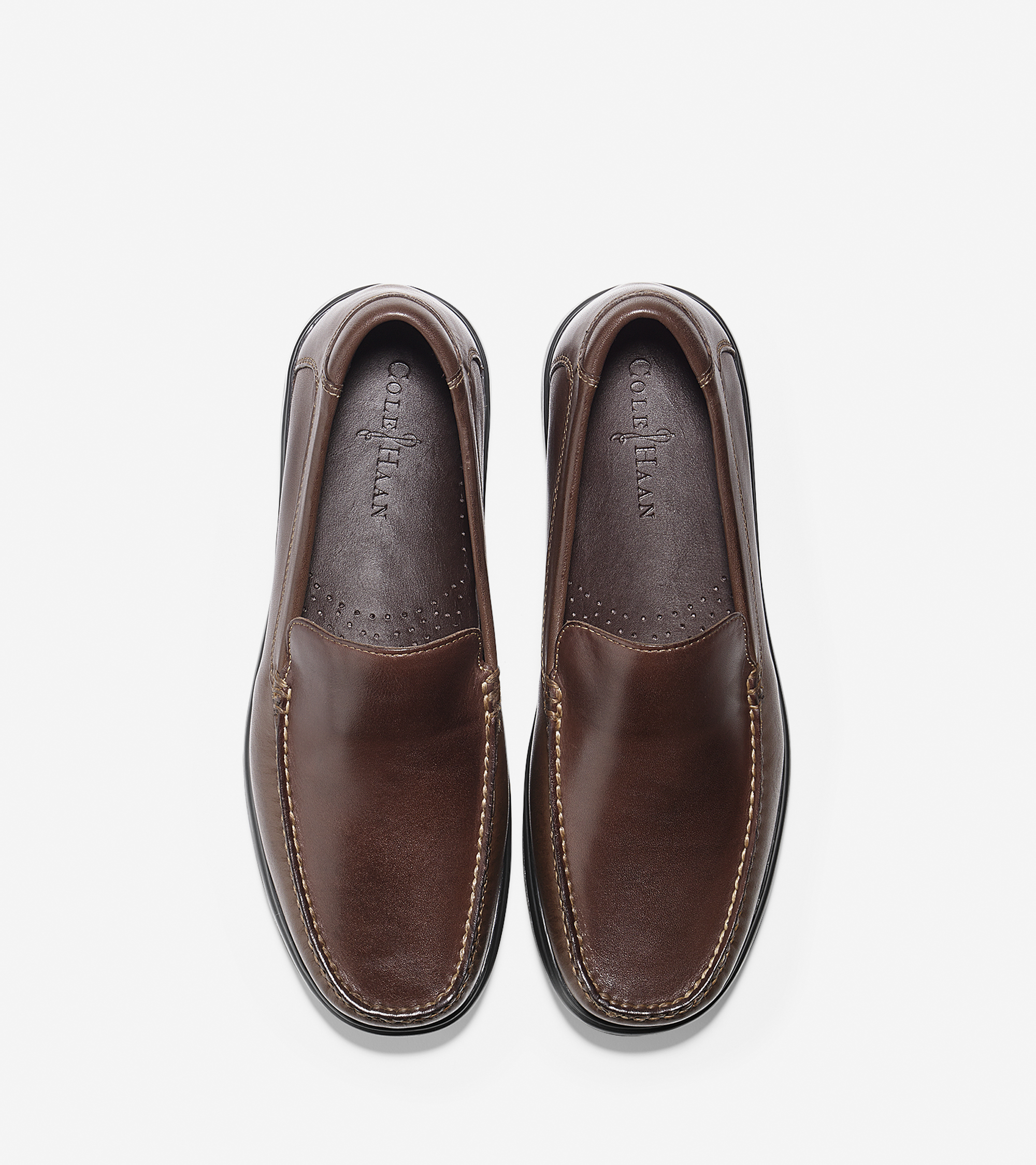 Cole haan Pinch Grand Penny Loafer in Brown for Men   Lyst