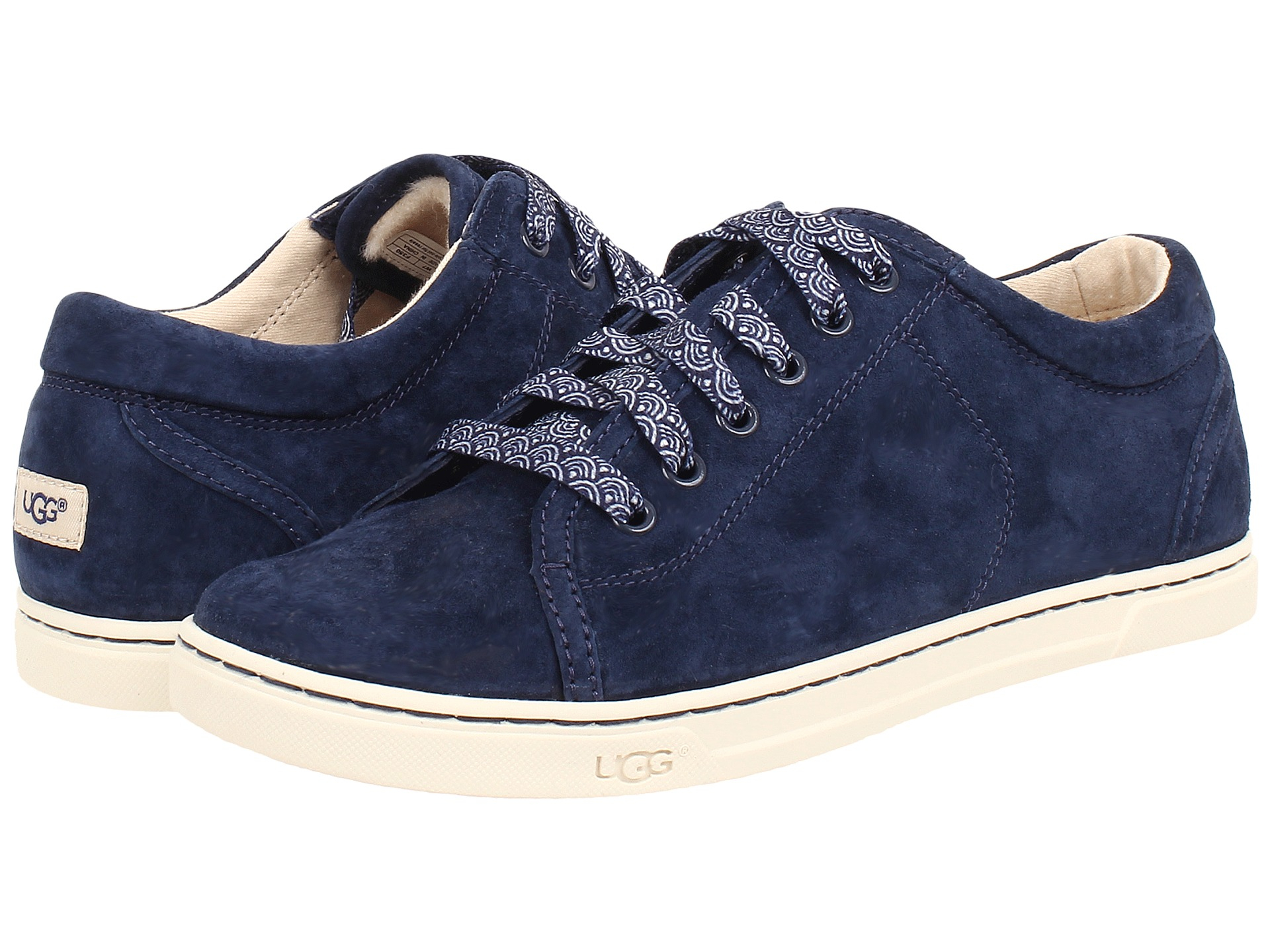 dfd81feb1aa Lyst - UGG Tomi Scallop in Blue for Men