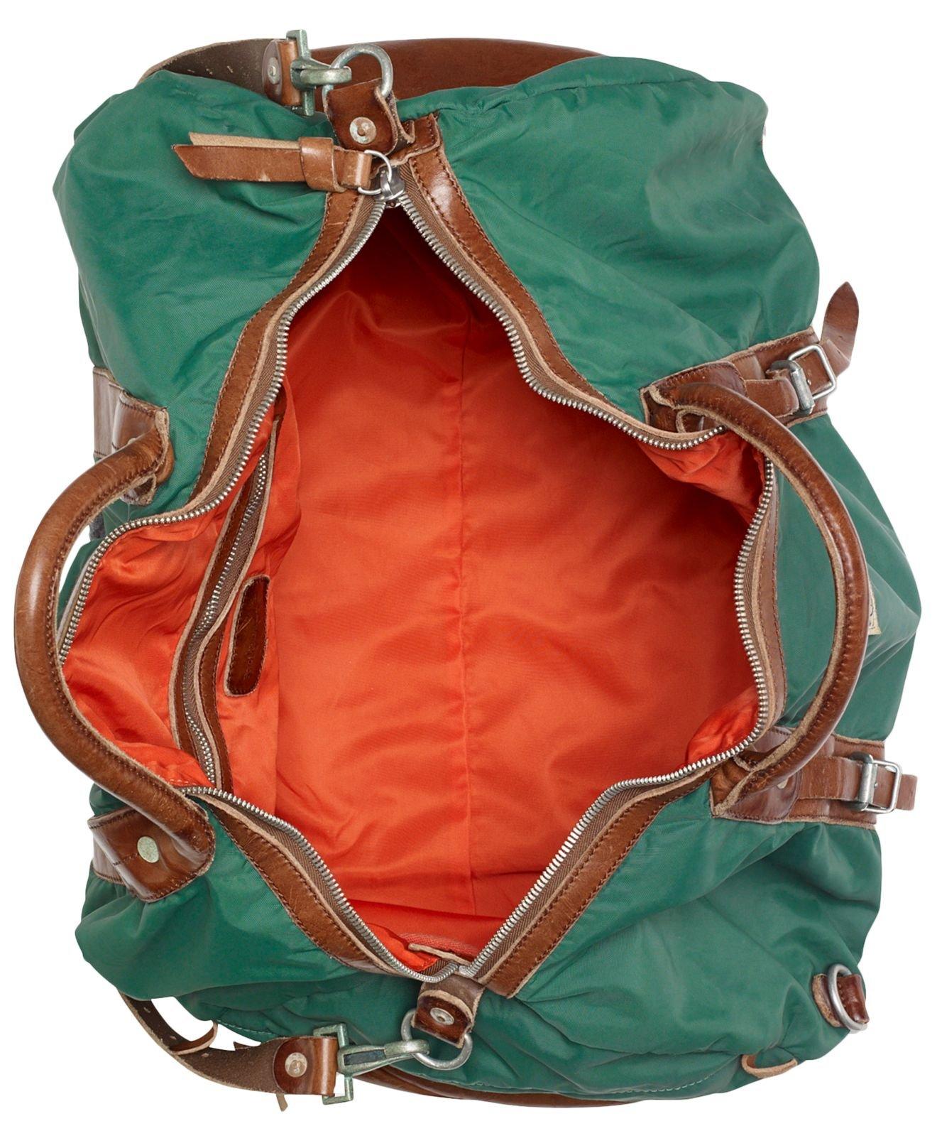 Lyst - Polo Ralph Lauren Yosemite Nylon Duffle Bag in Green for Men 2a6d20aff6