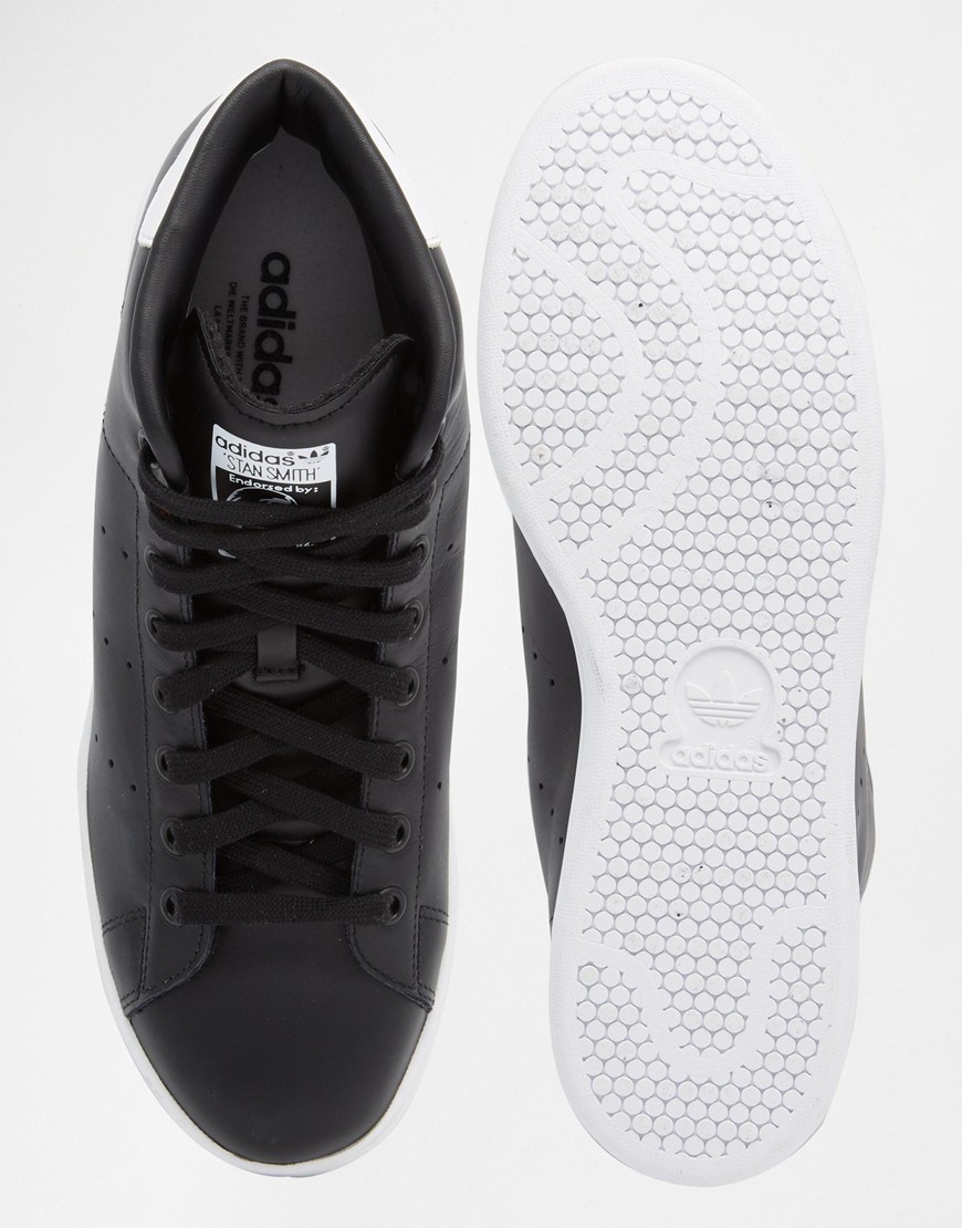 adidas stan smith mid nere