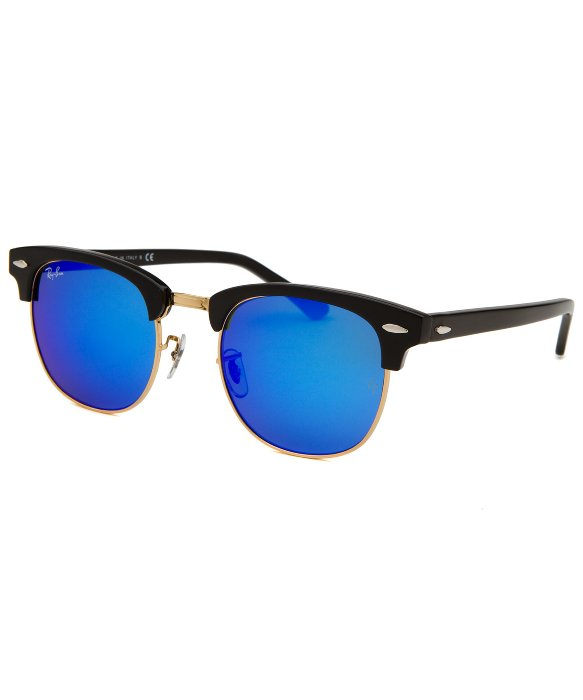 Ray Ban Sunglasses Blue Lenses