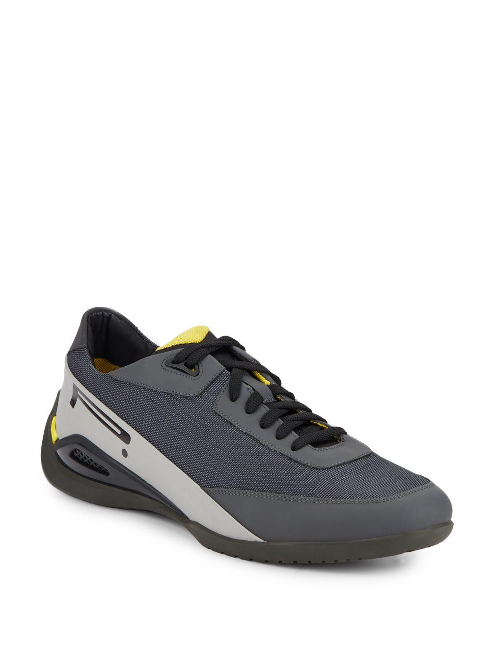 Lyst Pirelli Pzero Bobby Rex 20 Sneakers In Black For Men