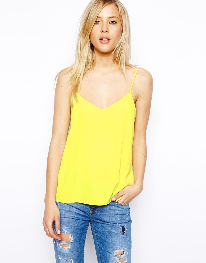 Find great deals on eBay for Yellow Cami in Tops and Blouses for All Women. Shop with confidence.