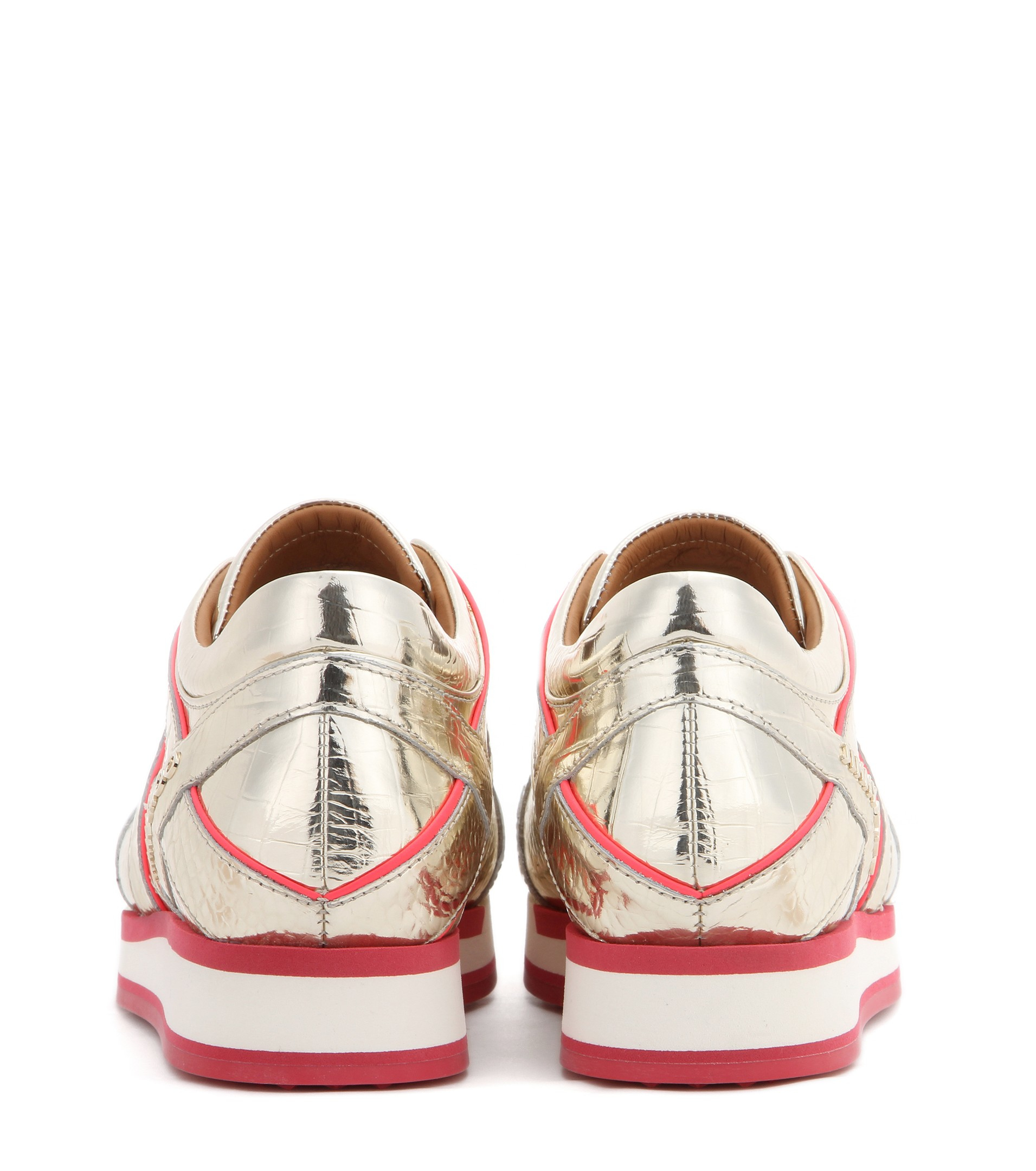 Miami leather sneakers Jimmy Choo London gBMXODIZr8