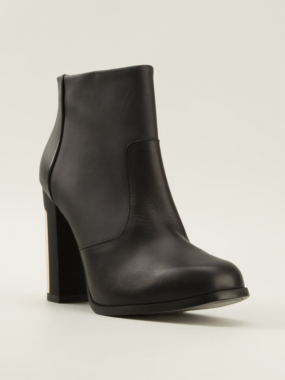 Miista 'Alayna' Boots in Black