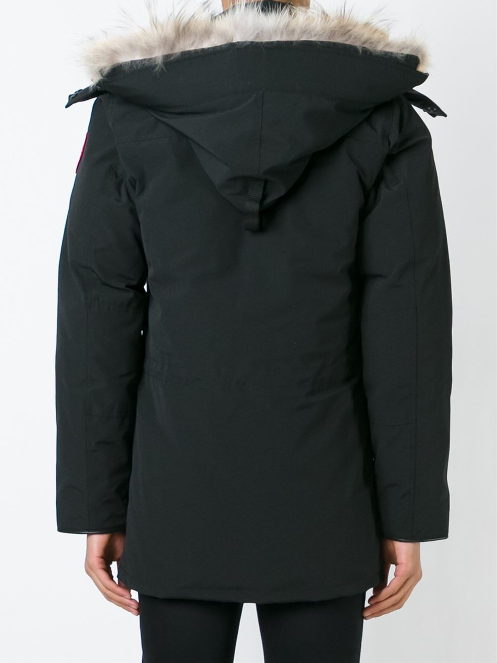 Canada Goose expedition parka online authentic - Canada goose 'banff' Parka in Black for Men | Lyst