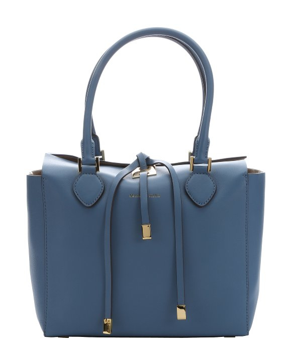 Michael Kors Laukut Pori : Michael kors cornflower leather medium miranda tote in