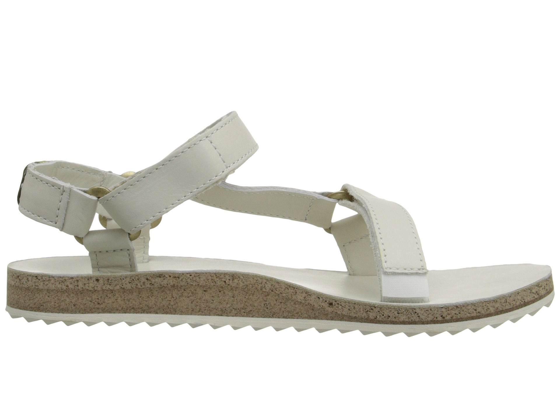 teva original universal crafted leather in white save 33 On teva original universal crafted leather