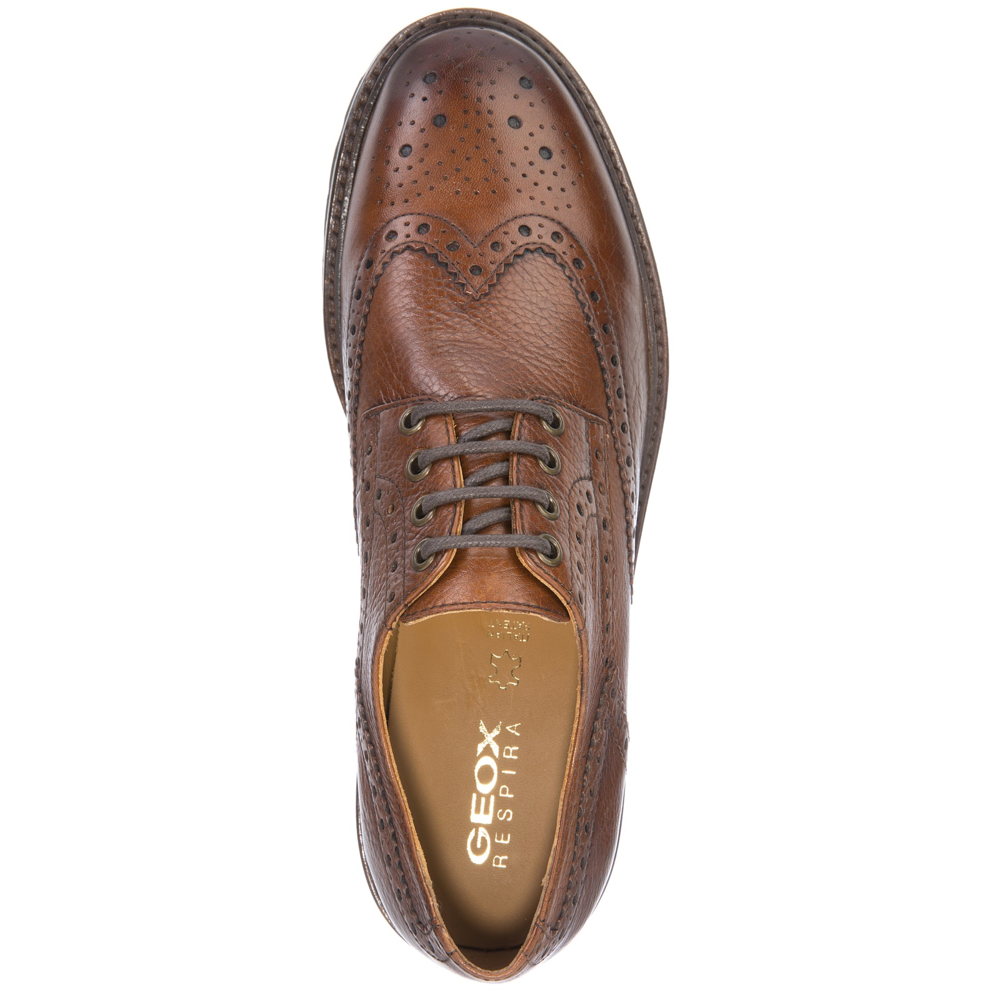 großes Sortiment Online-Einzelhändler am besten geliebt Igor Leather Brogue Shoes