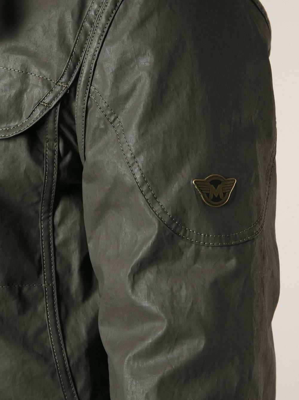 Matchless Baker Jacket in Green for Men