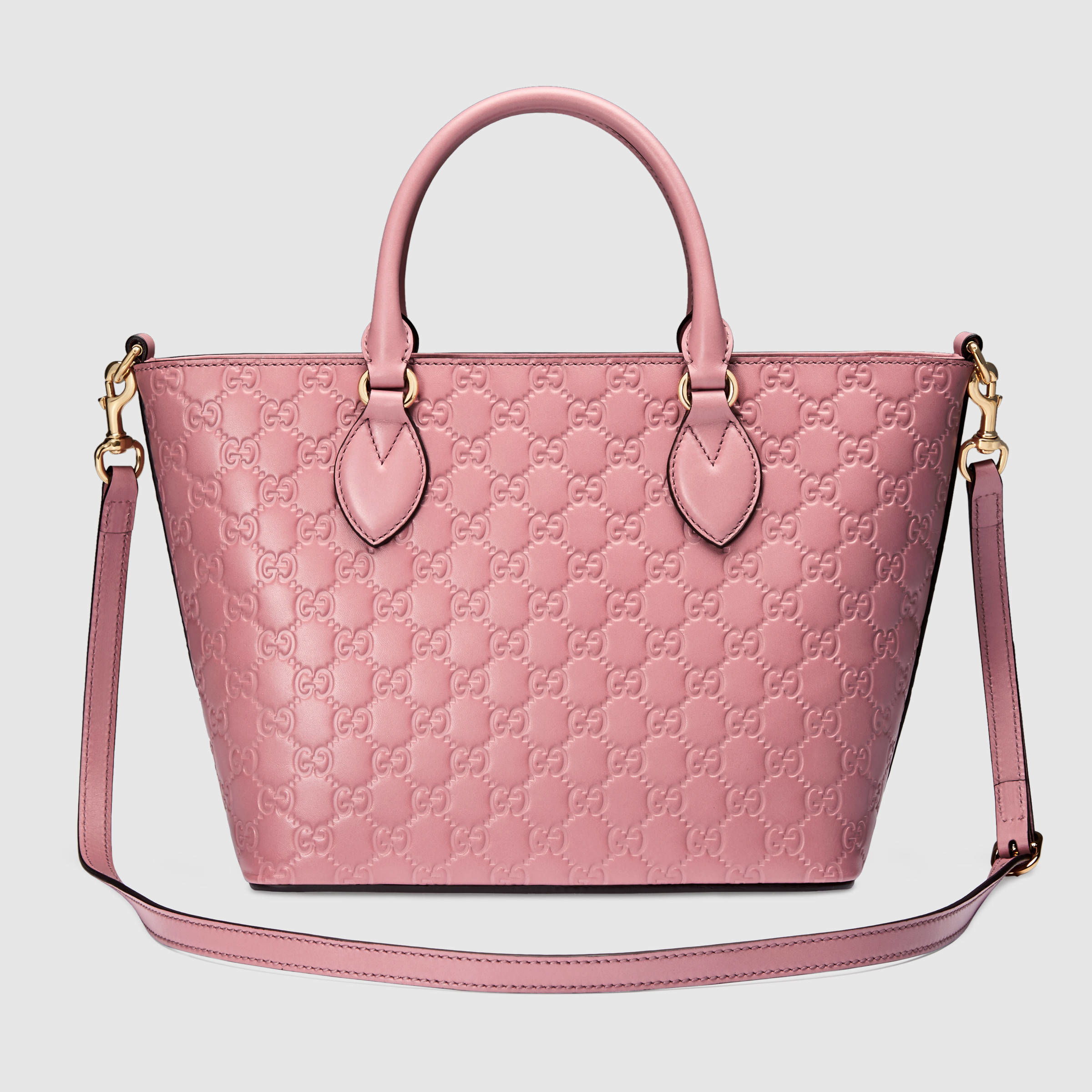 0f052eda2c75 Gucci Leather Totes | Stanford Center for Opportunity Policy in ...