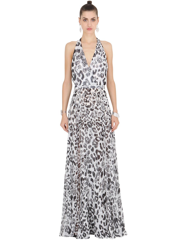 368c24c5f1 White leopard print dress - photo 16