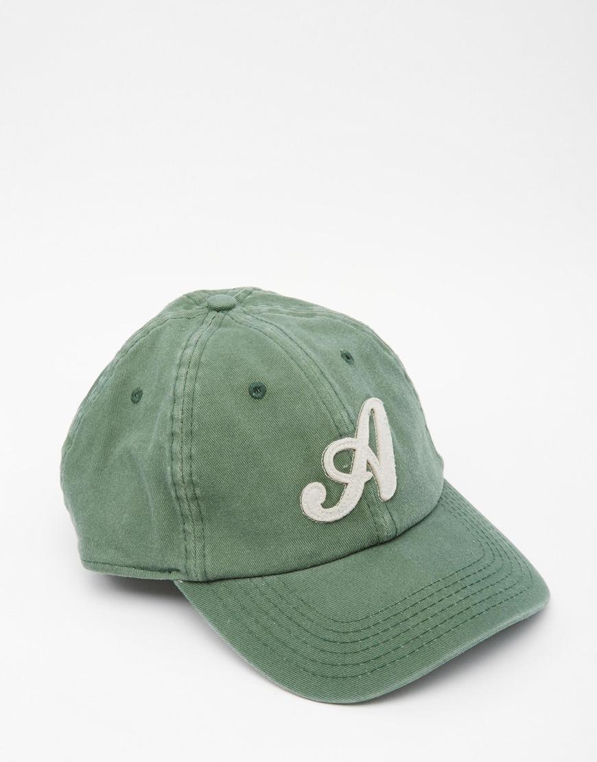 Lyst - Jack   Jones Baseball Cap in Green for Men cb49eea278b