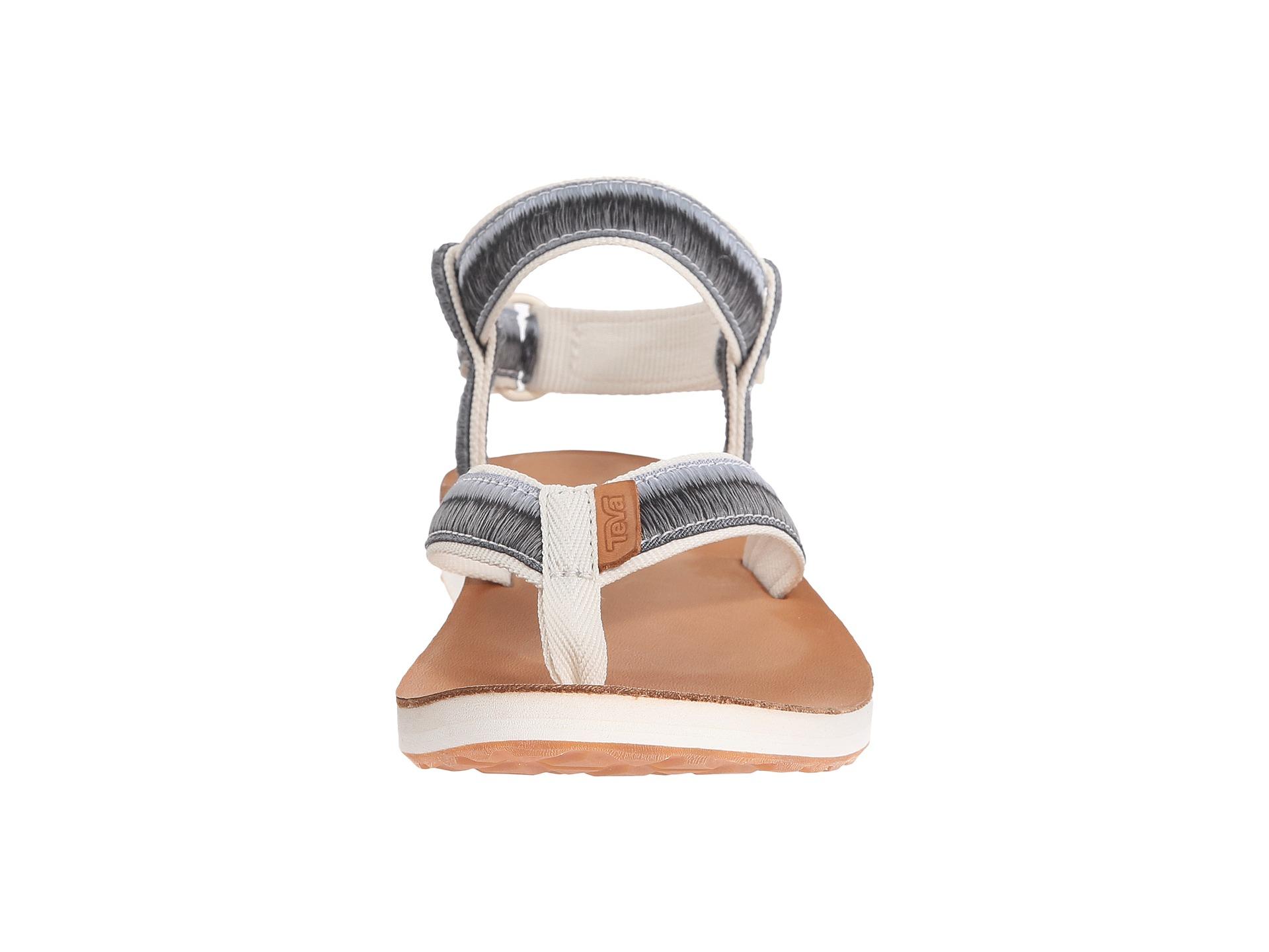 823eb6104b8d5 Teva Gray Original Sandal Ombre