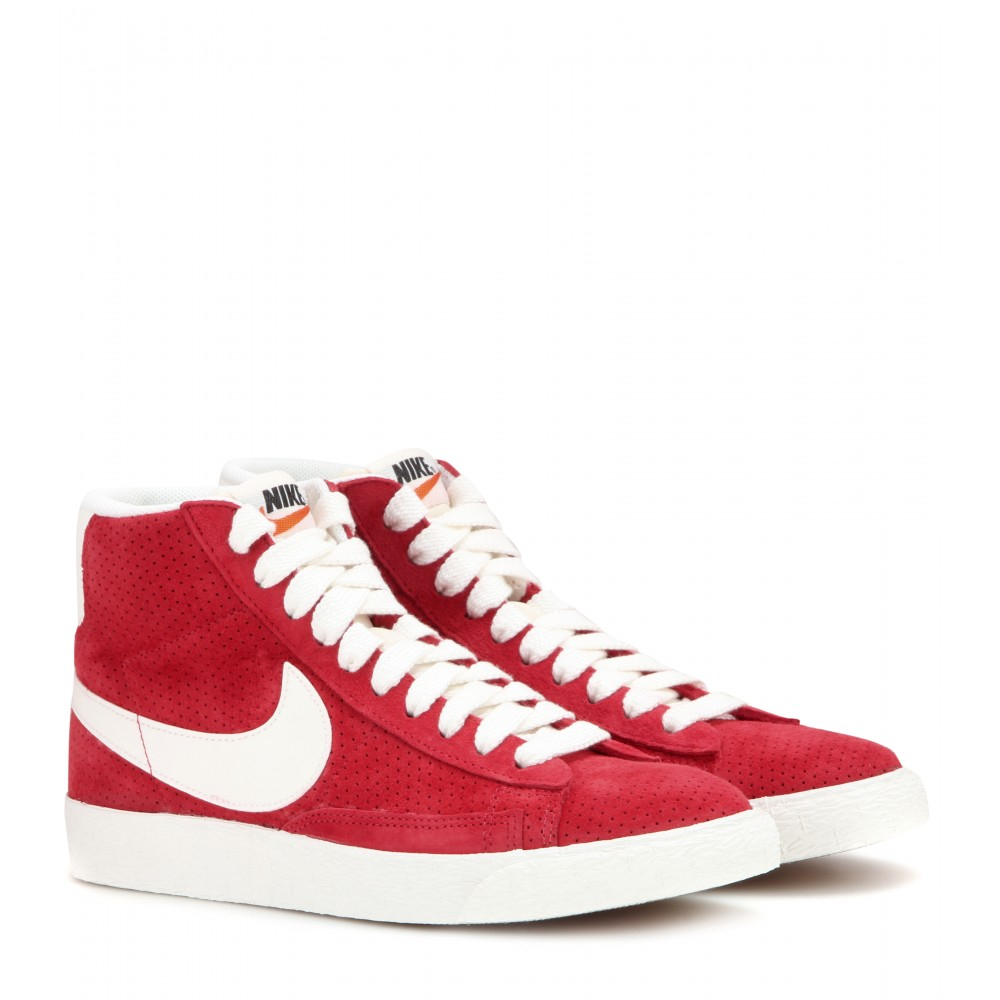 new design get cheap new specials Blazer Mid Vintage Suede High-top Sneakers