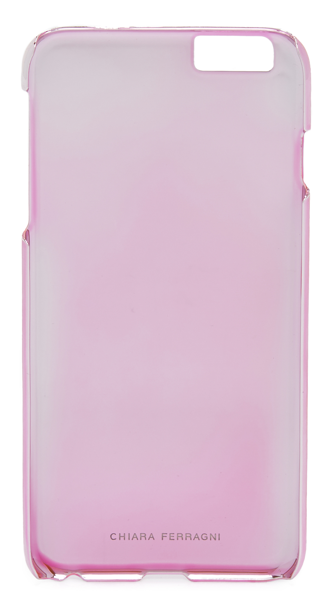 chiara ferragni 39 flirting 39 iphone 6 case in pink lyst. Black Bedroom Furniture Sets. Home Design Ideas