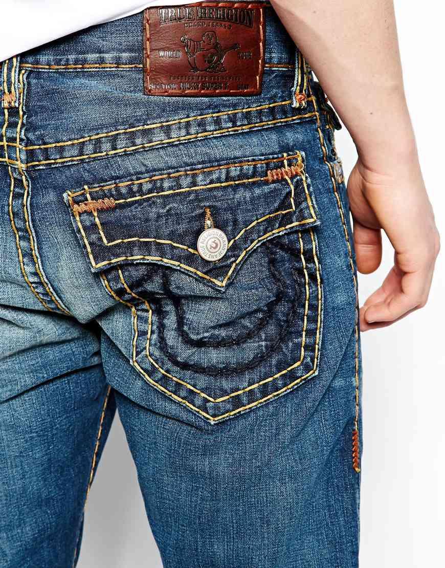 true religion ricky t fit flap pocket
