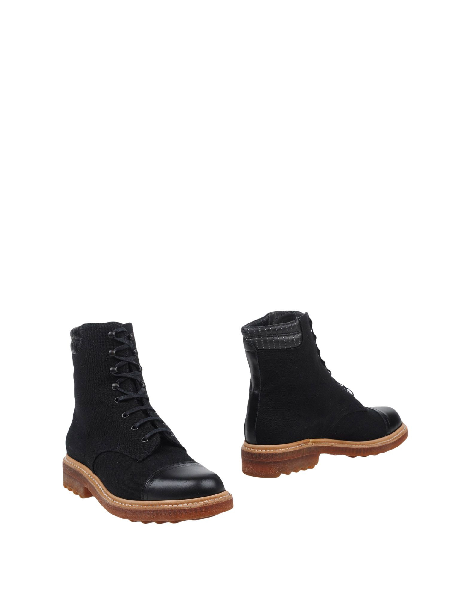 robert clergerie ankle boots in black for lyst