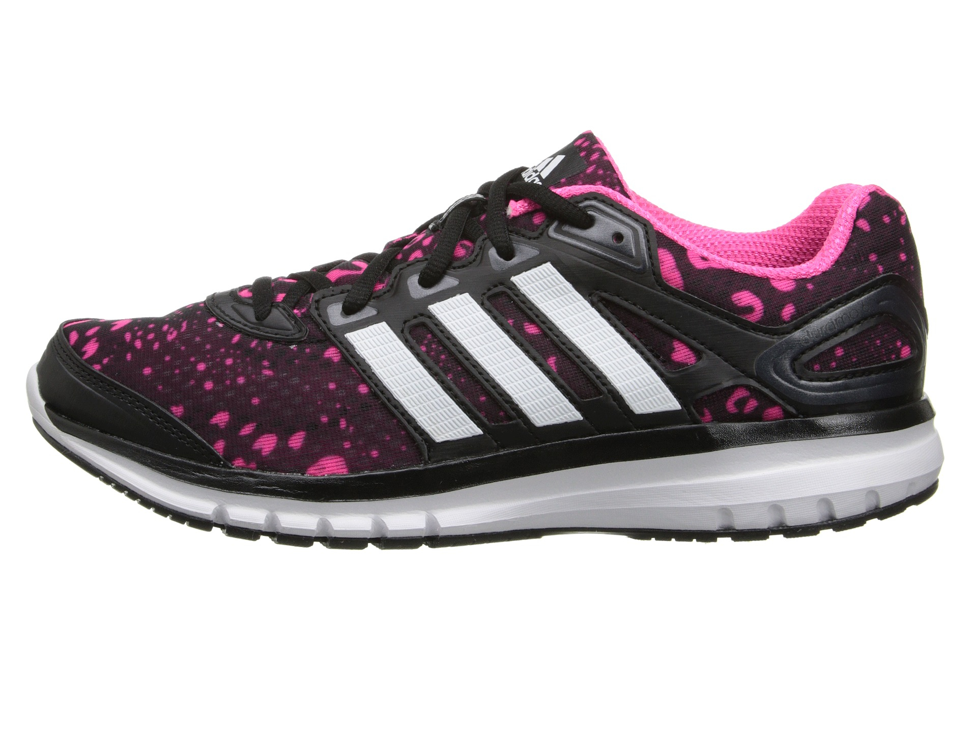 Adidas Pink Floral Shoes