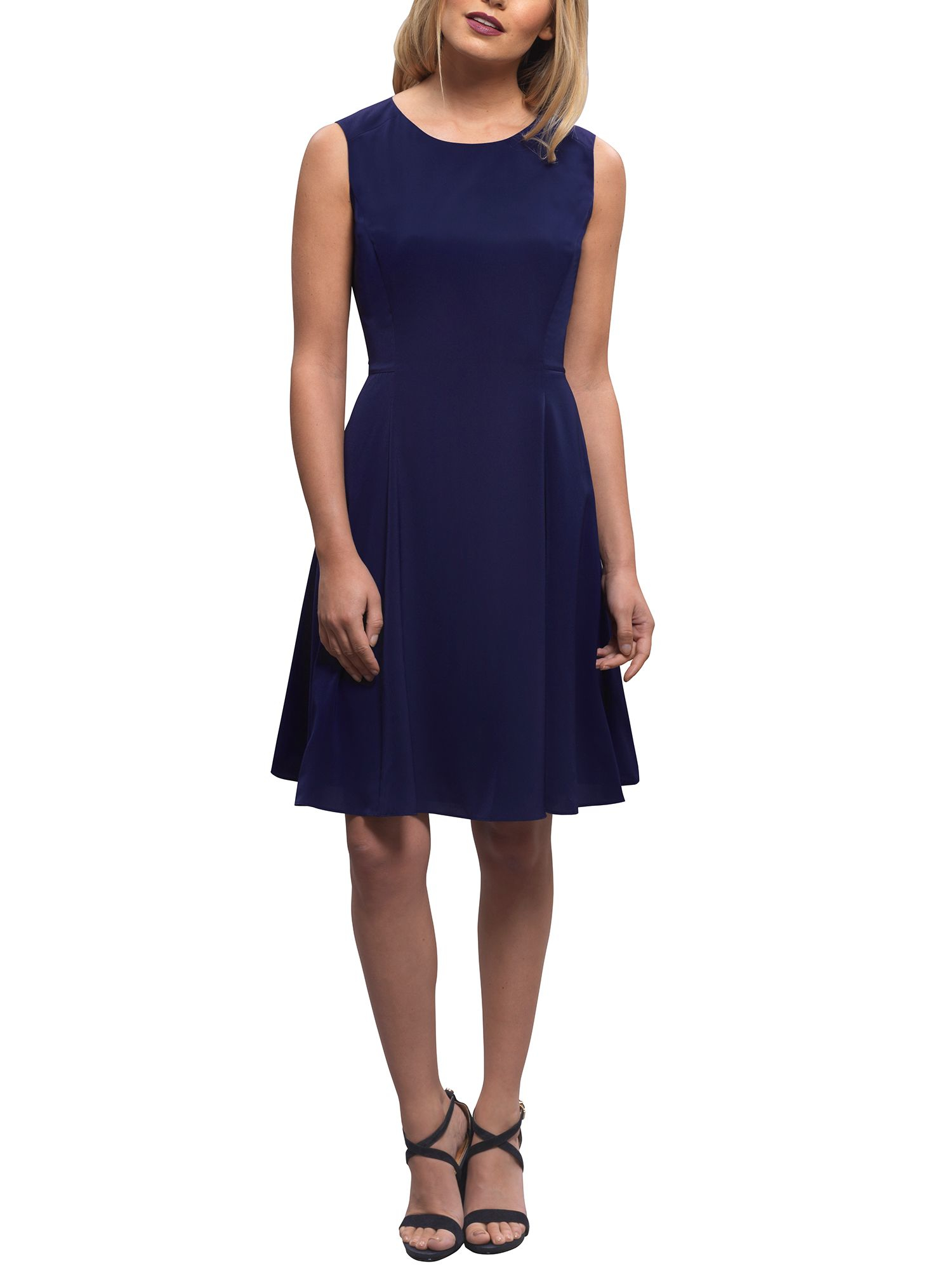 Tommy Hilfiger Neige Dress In Blue Lyst