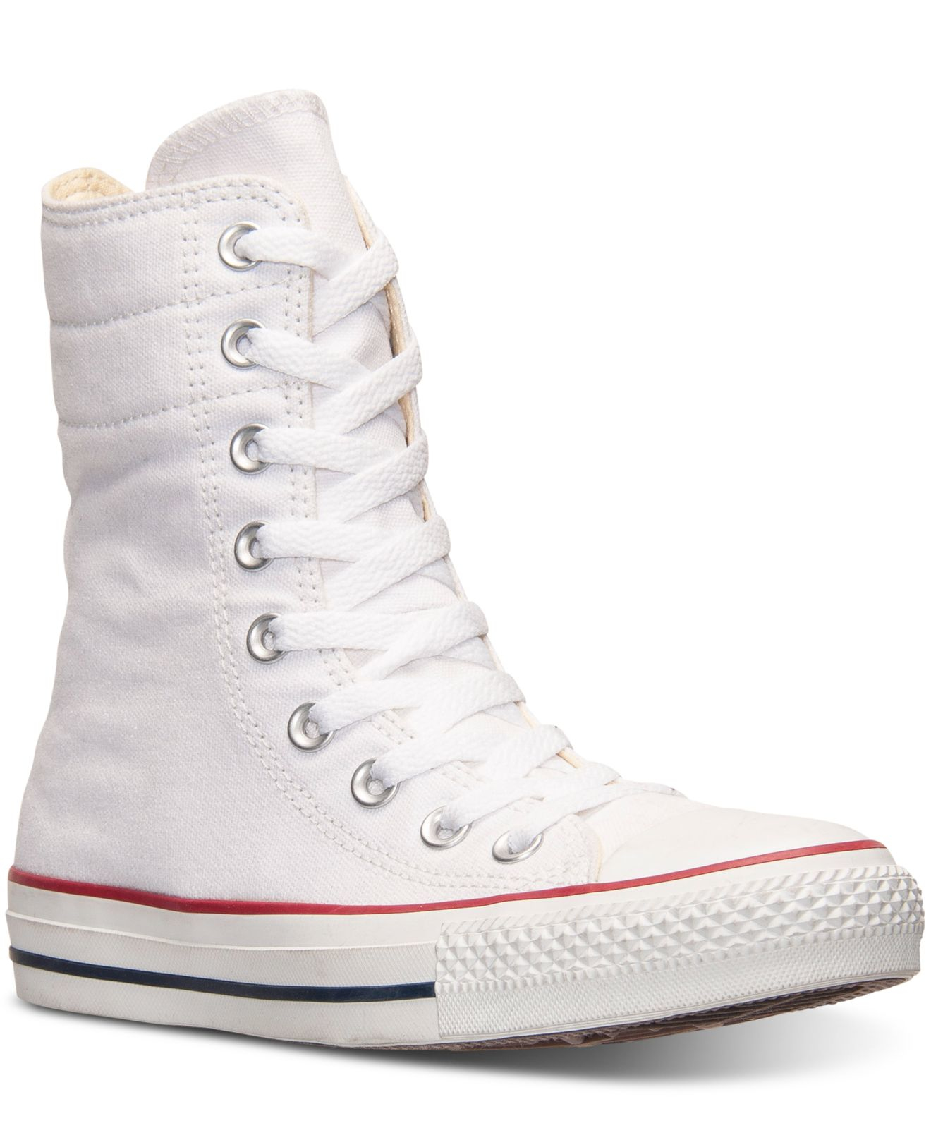 ... clearance lyst converse womens chuck taylor high rise casual sneakers  from 797ae 224d6 a559b113a