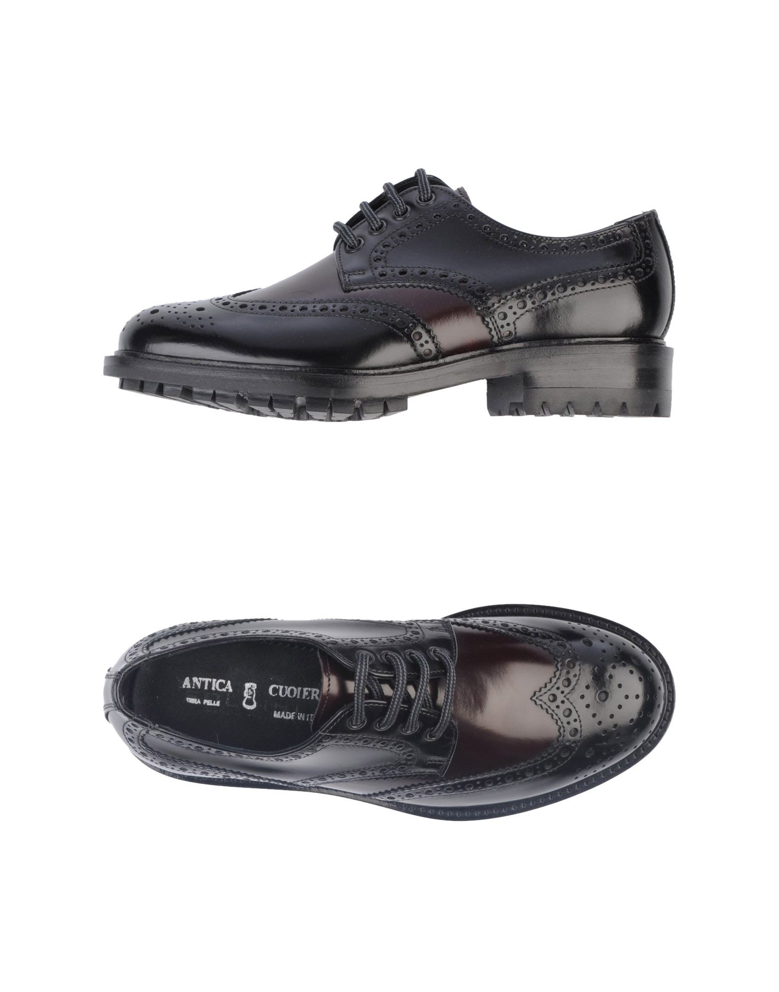 FOOTWEAR - Lace-up shoes Antica Cuoieria RhYBXrAn6Q