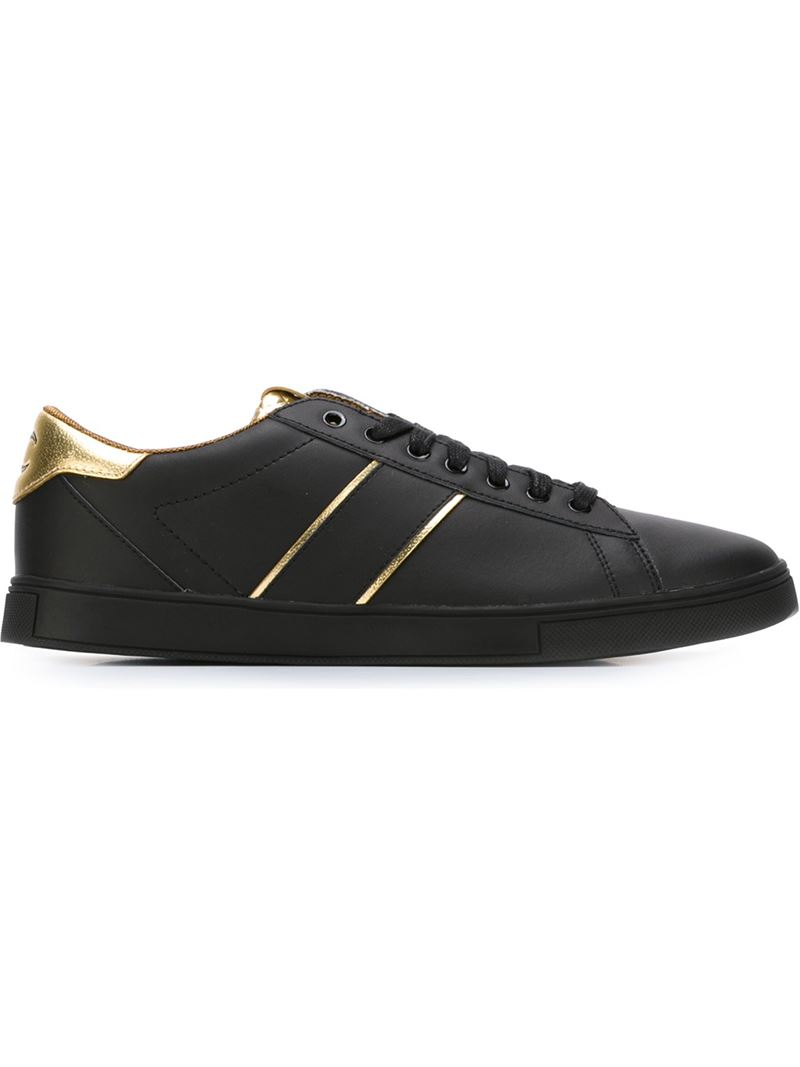 Leather Crown Shoes Italy