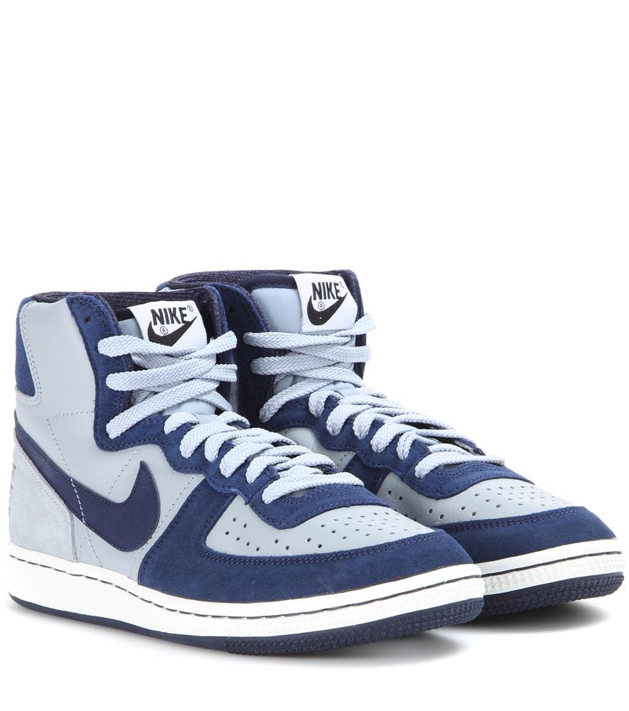 Nike Terminator High Vintage Sneakers