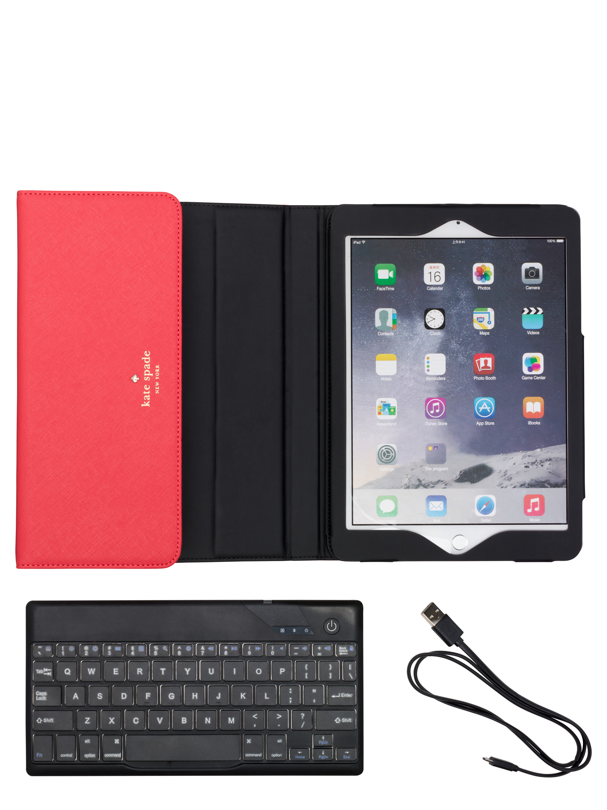 huge selection of e00c1 7e7ae kate spade new york Red Cedar Street Ipad Air 2 Keyboard Folio