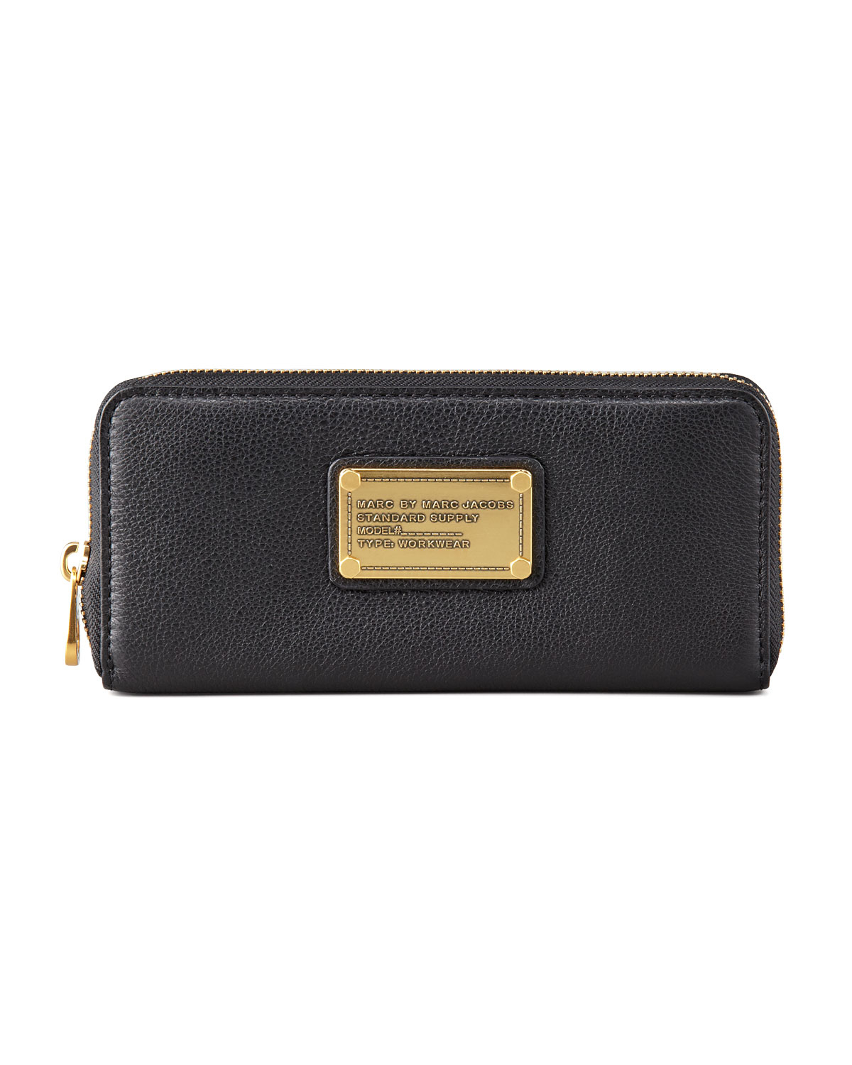 ea18fc6669c7 Lyst - Marc By Marc Jacobs Classic Q Slim Zip Continental Wallet in ...